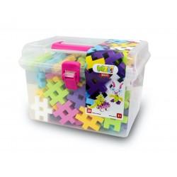 Klocki Meli Maxi Pink Travel Box 110 el.