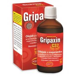ASEPTA Gripaxin C37 100ml - Olejek z majeranku i bazylii + ekstr. z czystka