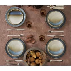 komplet talerzy obiadowych Tognana Sahara