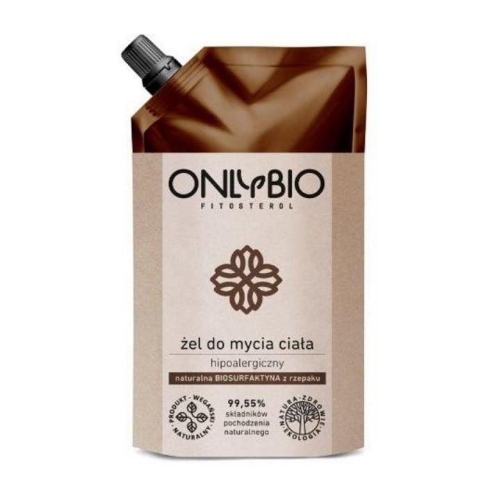 Żel do mycia ciała hipoalergiczny 500 ml Refill OnlyBio
