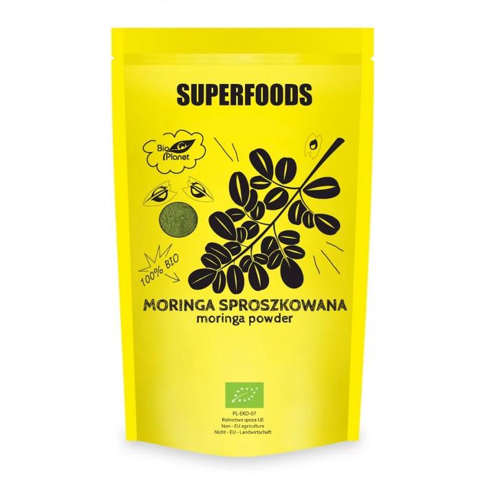 SUPERFOODS Moringa sproszkowana BIO 150g BIO PLANET