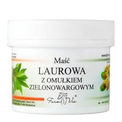 FarmVix Maść Laurowa z Omułkiem Zielonowargowym 150ml