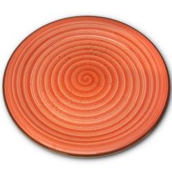 Talerz deserowy, pomarańczowy ART & PEPPER,19 cm