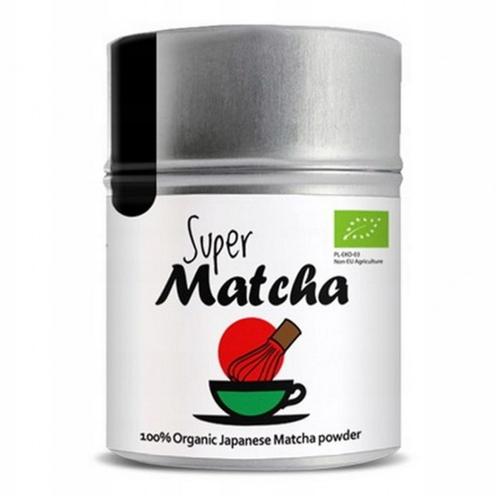 Matcha BIO Diet-Food 40 g