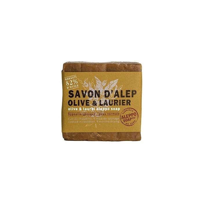 Mydło z Aleppo oliwkowo-laurowe 200g TADE