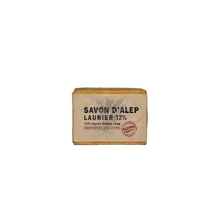 Mydło z Aleppo 12% oleju laurowego 200g TADE