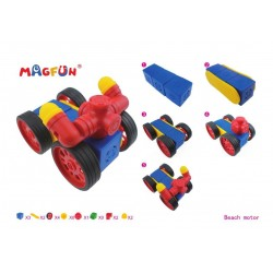 Magfun Magnetic - Klocki magnetyczne